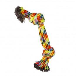 Jouet Double Corde pour chien Duvo+ DUVO+ 5414365325671 Cordes, jouets à mordre