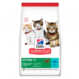 Croquettes Hill's Kitten Thon  HILL'S  Croquettes Hill's