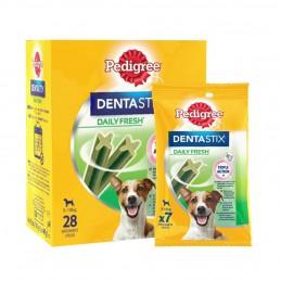 Bâtonnets à mâcher DentaStix Daily Fresh petit chien PEDIGREE  Hygiène bucco-dentaire