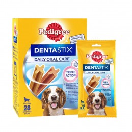 Bâtonnets Pedigree Dentastix Medium