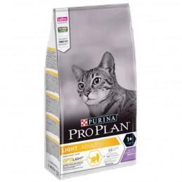 Croquettes Pro Plan Light Dinde 3 kg PRO PLAN 3222270814928 Croquettes ProPlan