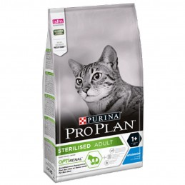 Croquettes Pro Plan Adult Sterilised Lapin 3 kg PRO PLAN 7613033560002 Croquettes ProPlan