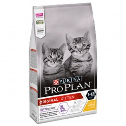 Croquettes Pro Plan Kitten Poulet 1.5 kg PRO PLAN 7613036505208 Croquettes ProPlan