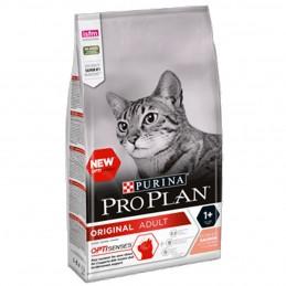 Croquettes Pro Plan Adult Saumon 10 kg PRO PLAN 7613036508315 Croquettes ProPlan