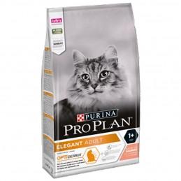 Croquettes Pro Plan Adult Elegant Saumon 3 kg PRO PLAN 7613036529181 Croquettes ProPlan