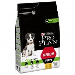 Pro Plan Medium Puppy Poulet 3kg PRO PLAN 7613035114869 Croquettes ProPlan