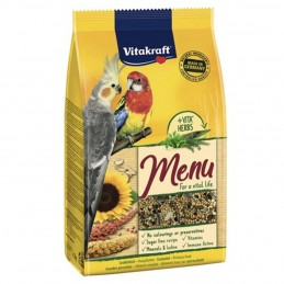Vitakraft Menu Premium Grandes Perruches 900g VITAKRAFT VITOBEL 4008239249470 Grande Perruche, Perroquet