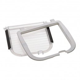 Ferplast Kit 406 blanc Swing 5, 7 et microchip FERPLAST 8010690076423 Animalerie