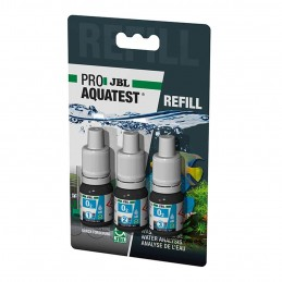 JBL Recharge O2 Oxygène ProAquaTest  JBL 4014162253736 Test d'eau