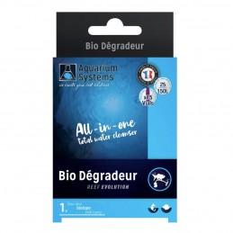 Aquarium Systems Bio Dégradeur Unidose AQUARIUM SYSTEMS 3443982180556 Bactéries, conditionneurs d'eau