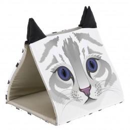 Maisonnette Pyramid Ferplast FERPLAST 8010690175201 Corbeilles, coussins
