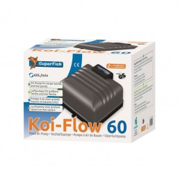 SuperFish Koi-Flow 60 SUPERFISH 8715897275623 Divers