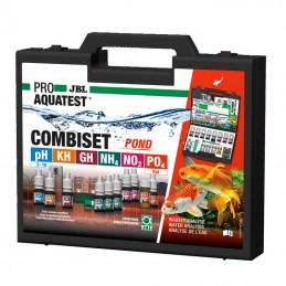 JBL ProAquaTest CombiSet Pond JBL 4014162240705 Test d'eau