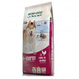 Croquette Bewi Dog H Energy 25 kg BEWI DOG 4002633509833 Croquettes Bewi Dog