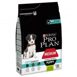 Pro Plan Medium Puppy Sensitive Digestion Agneau 12 kg PRO PLAN 7613035214767 Croquettes ProPlan