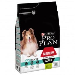 Pro Plan Medium Adult Sensitive Digestion Agneau 14 kg PRO PLAN 7613035214774 Croquettes ProPlan