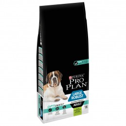 Pro Plan Large Adult Robust Sensitive Digestion Agneau 14 kg PRO PLAN 7613035417236 Croquettes ProPlan