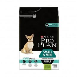 Pro Plan Small & Mini Adult Sensitive Digestion 7 kg PRO PLAN 7613036611329 Croquettes ProPlan