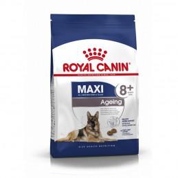 Royal Canin Maxi Adult 8+ 15kg ROYAL CANIN 3182550803113 Croquettes Royal Canin