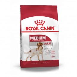 Royal Canin Medium Adult 4 kg ROYAL CANIN 3182550708197 Croquettes Royal Canin