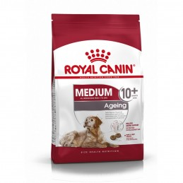 Royal Canin Medium Ageing 10+ 15kg ROYAL CANIN 3182550802758 Croquettes Royal Canin