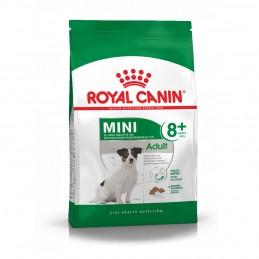 Royal Canin Mini Adult+8 4kg ROYAL CANIN 3182550831390 Croquettes Royal Canin