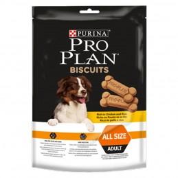 Pro Plan Biscuits Adult Poulet et Riz 400 g PRO PLAN 8711639251979 Friandises