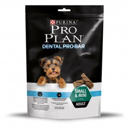 BIscuits Pro Plan Adult Dental Pro-Bar Small PRO PLAN 7613036287357 Friandises