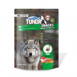 Snacks Tundra Immune System Plus Dinde