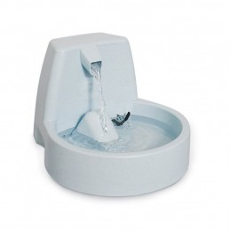 Fontaine à eau Petsafe Drinkwell Original 1,5L PETSAFE 729849145245 Gamelles, distributeurs