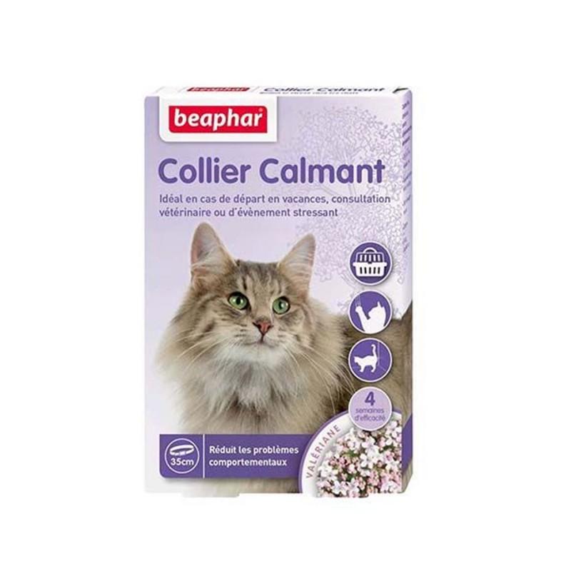 Collier calmant pour chat Beaphar