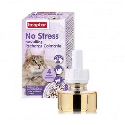 Recharge diffuseur calmant No Stress chat Beaphar BEAPHAR 8711231148998 Bio et nature