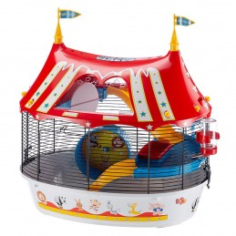 Cage hamster Ferplast Circus Fun  FERPLAST 8010690100678 Cage & Transport