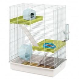 Cage Hamster Ferplast Tris FERPLAST 8010690001661 Cage & Transport