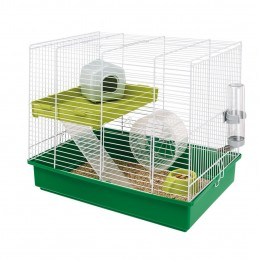 Cage Hamster Ferplast Duo