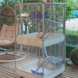 Cage Ferplast Furet Tower FERPLAST 8010690075761 Cage & Transport