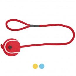 Balle de tennis sur corde Trixie  TRIXIE 4011905034799 Balles, Jeux d'extérieur