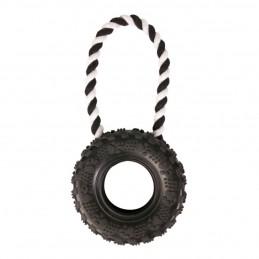 Jouet pneu sur corde Trixie