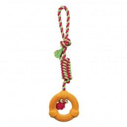 Corde de jeu avec anneau Trixie  TRIXIE 4047974331910 Cordes