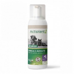 Omega 3 Adulte Actiplant' ACTIPLANT 3760118010939 Compléments alimentaires