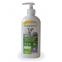 Shampooing antiparasitaire anti-démangeaisons Actiplant ACTIPLANT 3760118012551 Shampooings