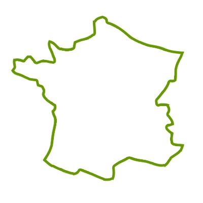 Livraison en France Métropolitaine